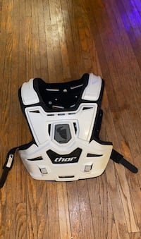 Thor dirt biking chest protector