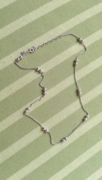 silver-colored chain necklace Bethesda, 20817