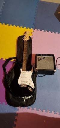 Fender Guitar Set
