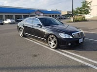 2007 Mercedes-Benz S-Class 4dr Sdn V8 RWD Mississauga