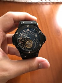 Hublot Big Bang, Tourbillon, Limited Edition, Siyah Maltepe, 34840