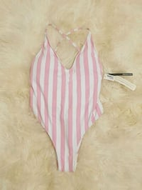 Stripe Bathing Suit Edmonton, T5T 5X9