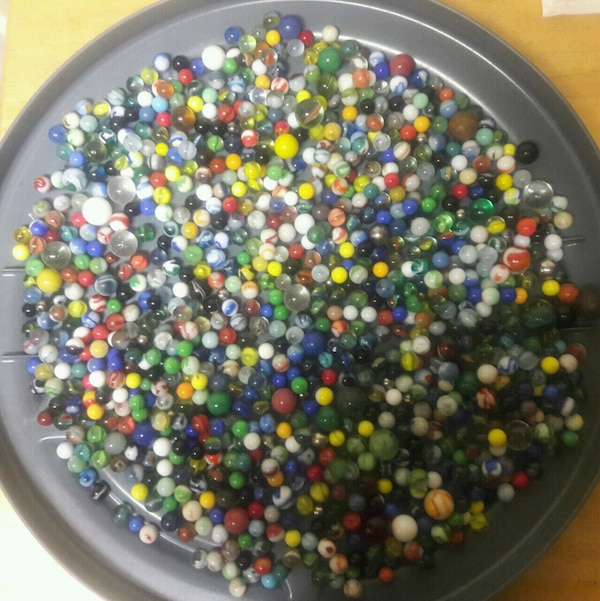 Marbles Lot (300-400)