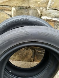 Two 245/55R19 Hankook  Arlington, 22204