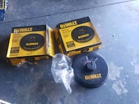 "18"" DeWalt pressure washer surface cleaner"