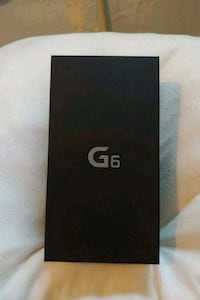 LG G6 android smartphone new in box Vancouver, V6A 1P4