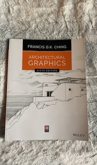 Architectural Graphics sixth edition