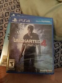 ps4 game new in plastic
