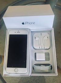 Excellent condition 64gb iPhone 6 factory unlocked