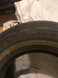 Goodyear Nordic ice 215/70/15 Montréal, H1R