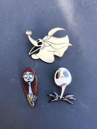 Nightmare Before Christmas Disney Pins Garden Grove, 92845