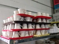 $3 each Traditional Restaurant Coffee Cups Bell Sh Roselle, 60172