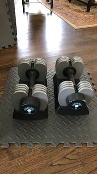 Adjustable Dumbbells 26 mi
