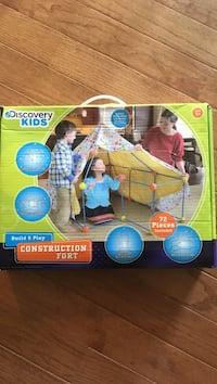 Kids construction fort Mechanicsburg