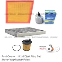 Ford COURİER BAKIM SETİ