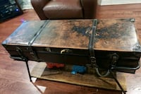 black and brown wooden chest box 574 mi