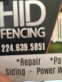 fencing  Carpentersville