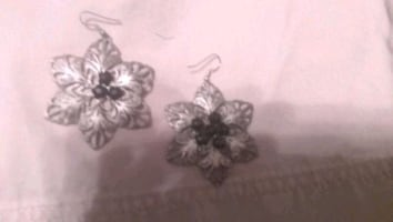 Precious earrings from Croatia. I have tons of new jewelry