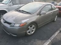 2006 Honda Civic 2Door 5speed Manual Stick  Laurel