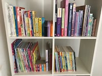 100 kids books mix and match from baby to elementary books: includes Disney , scholastic, chapter books etc.. good condition (average $1 each) now Los Angeles, 91356