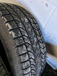 Like new BF Goodrich winter tires