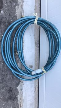 50 feet blue water hose - LIKE NEW Markham, L3S 2S1