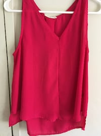 women's pink sleeveless top Toronto