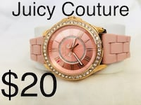 PINK JUICY COUTURE WATCH