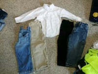 toddler's assorted clothes Hendersonville, 28739