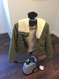 Urban Outfitter Winter Jacket good condition $20 Surrey, V4N 3G8