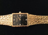 Watch Gold overlay with for diamond insets. Encinitas, 92024