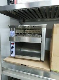 gray kitchen appliance