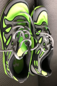 Sneakers. Under Armour- green/black Wappingers Falls, 12590