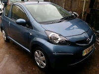 Toyota - aygo - 2008 West Midlands, WS2 8LN
