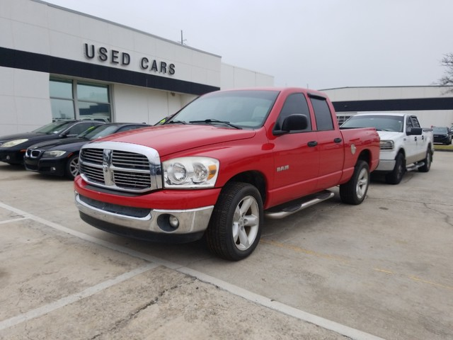 Photo 2008 Dodge Ram 1500 CALL  FOR MORE INFO | SLT BIGHORN QUAD