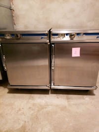2 Precision  Commercial Warming Ovens $150  EACH Jersey City, 07305
