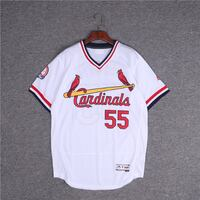 MAJESTIC MAJOR LEAGUE BASEBALL CARDINALS JERSEY IN Istanbul