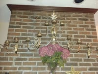 Large Wall Candelabra Rockville