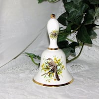 Collectible Dinner Bell Newhall English Fine Bone  Mississauga