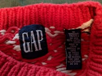 GAP Kids cotton sweater, size medium Gaithersburg