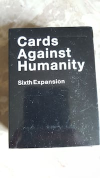 Cards Against Humanity Expansion #6 Cambridge, N1R 7L5