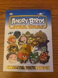 New Angry Birds Star Wars Book