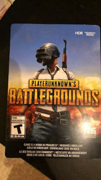 PUBG FULL GAME CODES FOR SALE 15 BUCKS  East Gwillimbury, L9N 0C7
