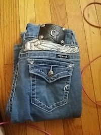 Miss C jeans perfect condition  Kokomo, 46902