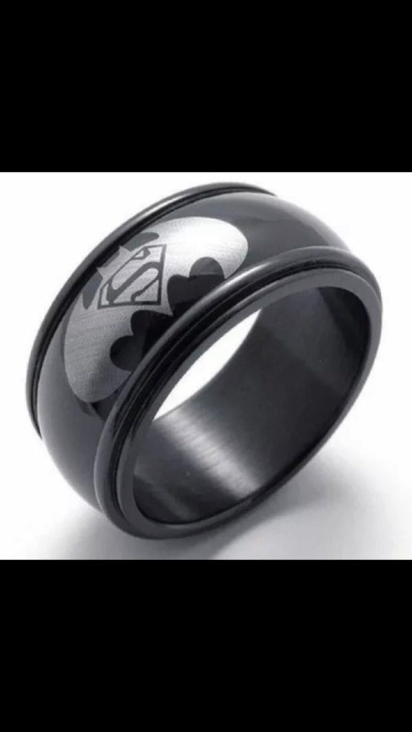 Wedding Ring On Sale.Mens Stunning Superman Comfortable Fit Polished Mens Bands Wedding Band On Sale This Weekend For Only 50 00 Limited On Sizes