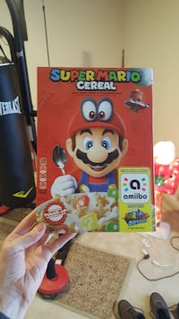 Super Mario CEREAL Dumfries