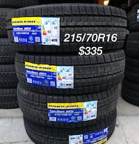 215/70/16 brand new winter tires Richmond Hill, L4B