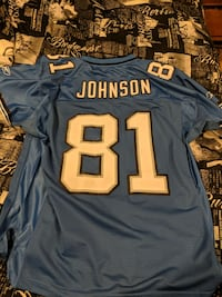 Various NFL jerseys for sale