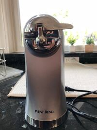 West Bend Electric Can Opener West Islip, 11795