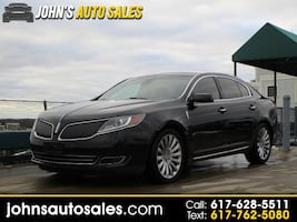 2015 Lincoln MKS 4dr Sdn 3.7L AWD